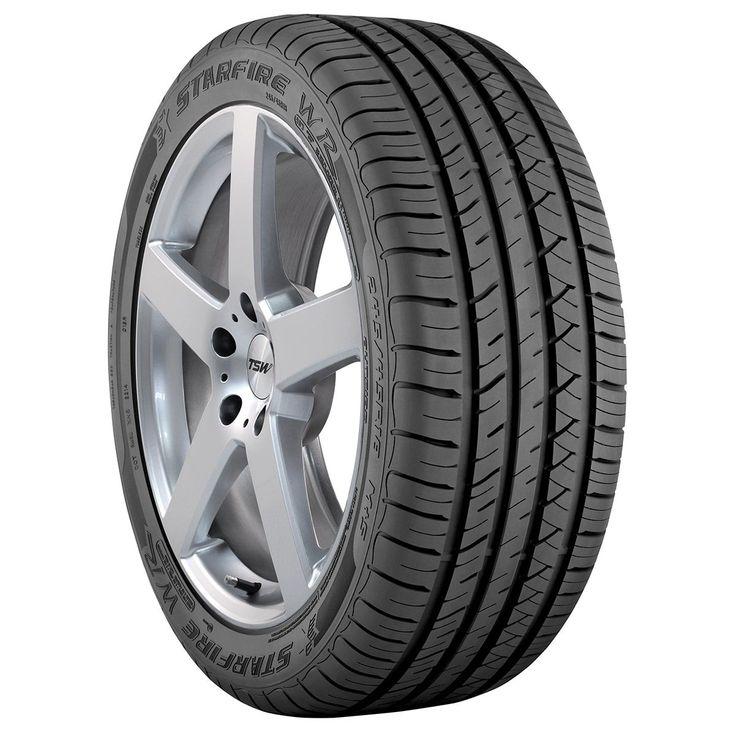 Starfire Starfire WR Performance Tire - 245/40R17 91W