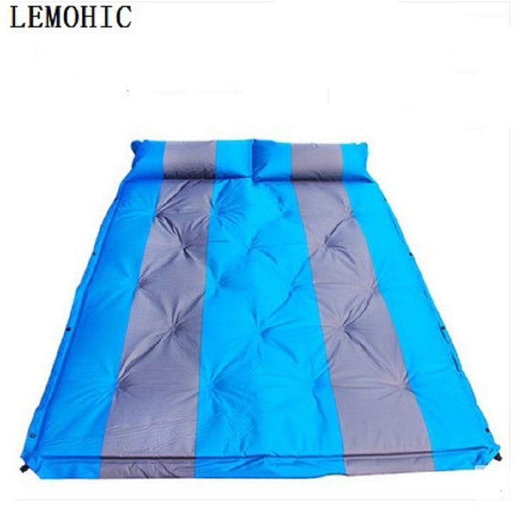 47.38$  Buy here - http://ali62c.worldwells.pw/go.php?t=1000001185544 - barbecue camping equipment  matelas gonflable High quality mat sleeping picnic blanket  beach mat  yoga pad