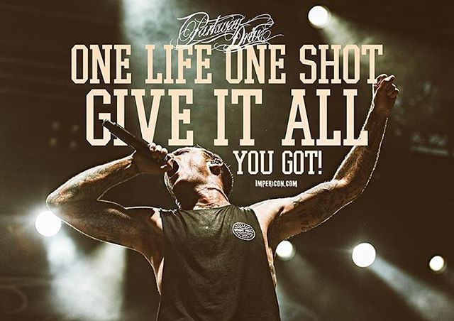 Winston MaCall Parkway Drive carrion, crush #impericonorder #poster http://www.impericon.com/en/parkway-drive.html