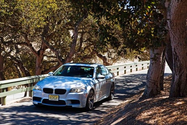 BMWBLOG Drive Review: 2013 BMW M5 with Manual Transmission #BMW