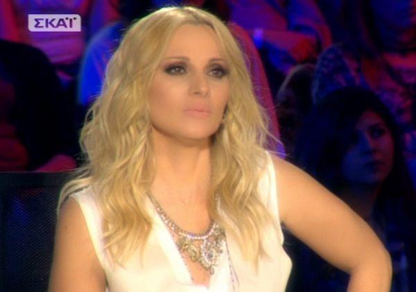 Πέγκυ Ζήνα: Δείτε το μήνυμά της λίγο πριν την ολοκλήρωση των live του Χ-Factor