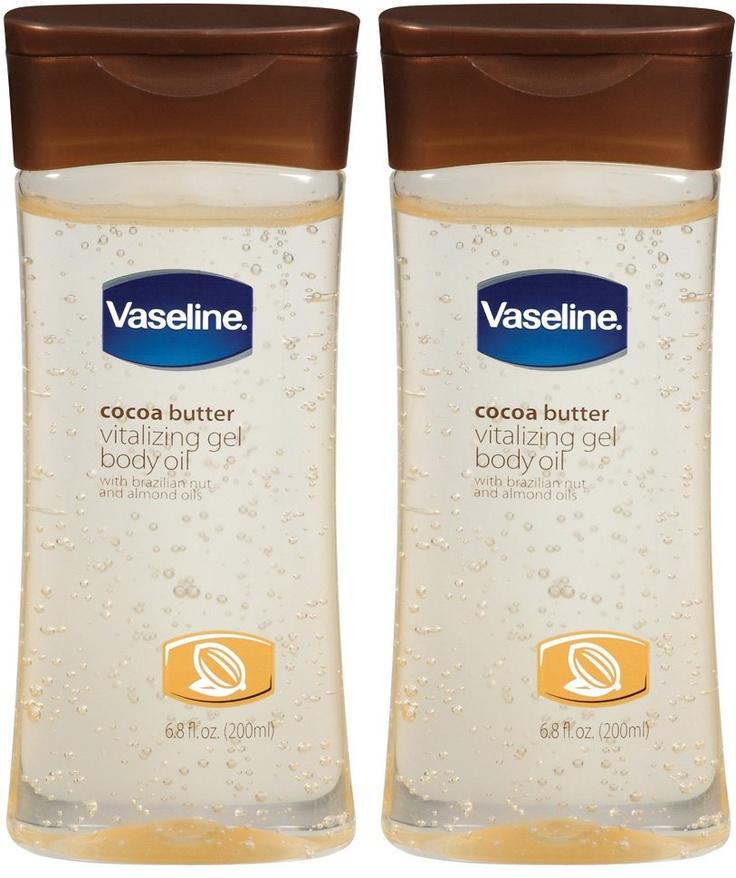 Vaseline Moisturizing Gel, Cocoa Butter - Best Price