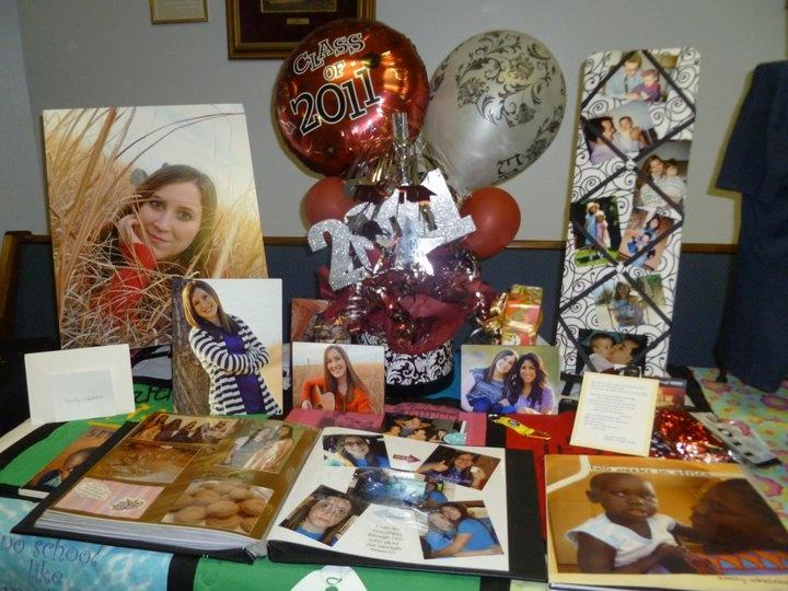 senior table at graduation | Graduation Ideas | Pinterest ...