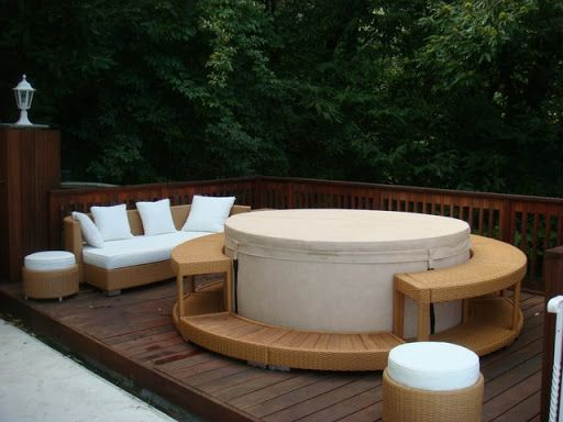 35 best Whirlpool images on Pinterest Decks, Outdoor spaces and