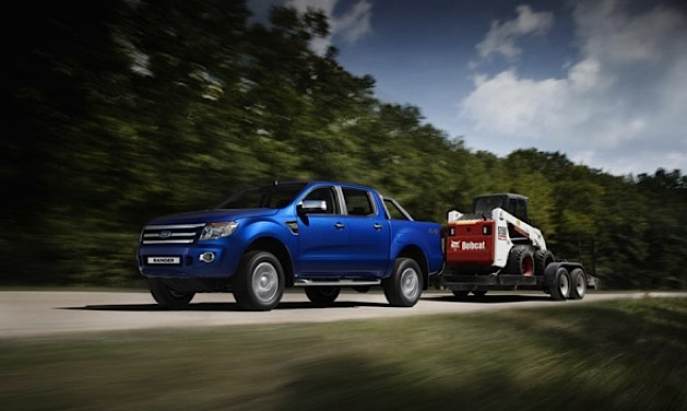 New Ford Ranger 2013  New Ford Ranger from outside US  Pinterest