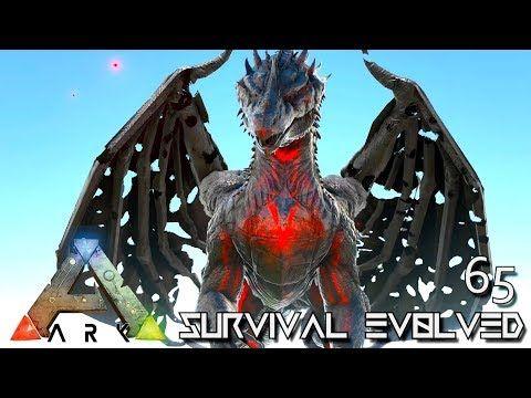 nice ARK: SURVIVAL EVOLVED - CHAOS DRAGON & CELESTIAL
