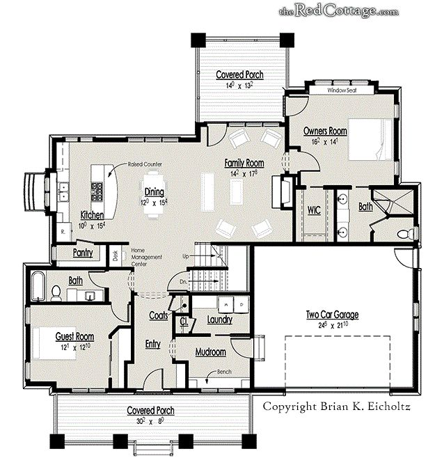 Commercial building floor plans free thefloors co for Commercial building floor plans free