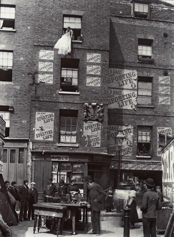 Clare Market c.1900
