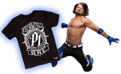 WWE AJ Styles T-Shirt  Loot Crate Exclusive  New Size L - http://bestsellerlist.co.uk/wwe-aj-styles-t-shirt-loot-crate-exclusive-new-size-l/