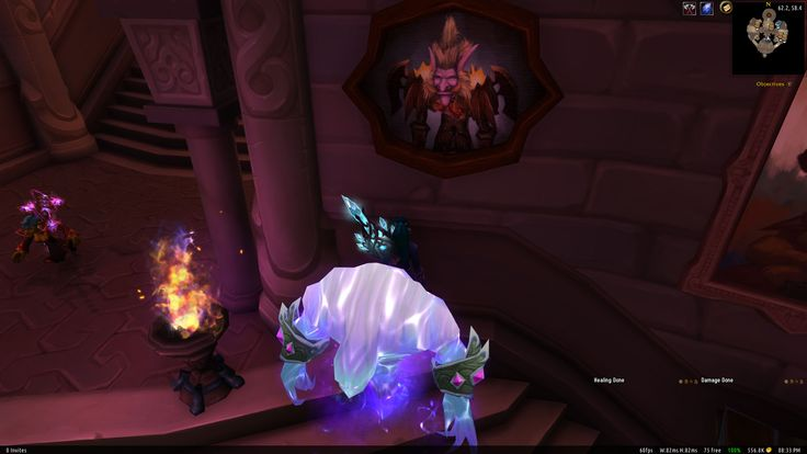 Day 323: They still haven't noticed I'm not a mage #worldofwarcraft #blizzard #Hearthstone #wow #Warcraft #BlizzardCS #gaming