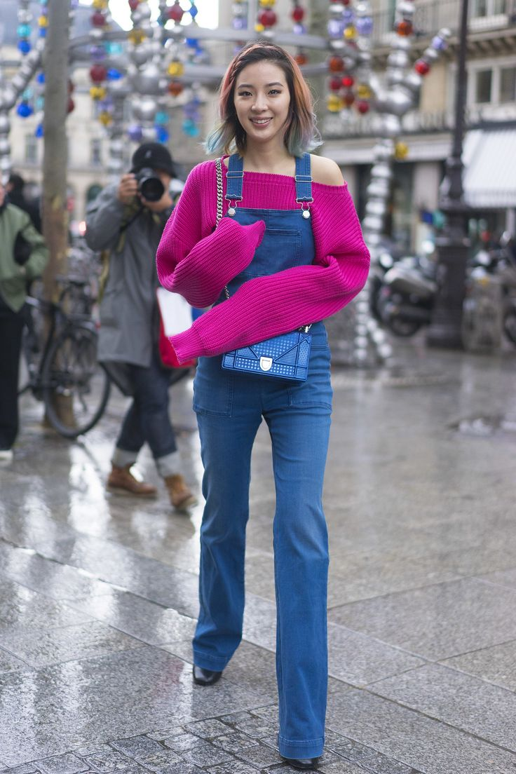 Irene Kim - Fall 2016 Paris Fashion Week Street Style Day 4 - March 2016