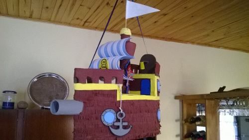 fiesta infantil de jack y los piratas de nunca jamas - Buscar con Google