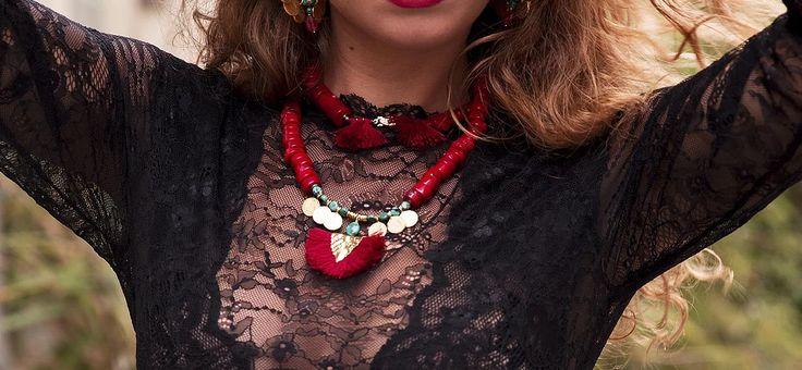 ELISE TSIKIS PARIS   créateur de bijoux   CARNET DE COLLECTION