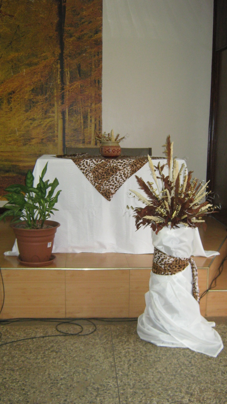 17 best images about my african wedding ideas on pinterest for African wedding decoration theme