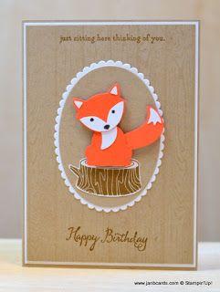 JanB Handmade Cards Atelier: Rodent Problem!