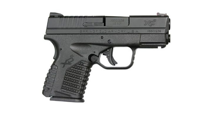 These 10 compact handguns would be perfect for concealed carry, and they're scored by stopping power, weight, ease of use, and price.