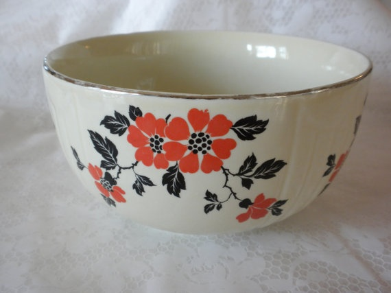 46 Best Images About 1940 S Red Poppy Design On Pinterest