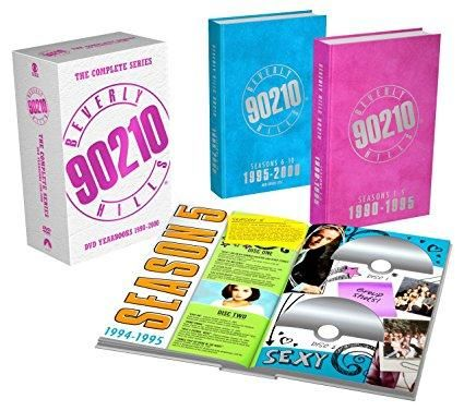 Jason Priestley & Shannen Doherty & Multiple-Beverly Hills, 90210: The Complete Series