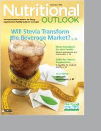 Nutritional Outlook ... The manufacturer's resource for dietary supplements and healthy foods and beverages.  Published nine times per year, each issue analyzes developments in regulations, ingredients, quality control, manufacturing technology, packaging, marketing and new products.