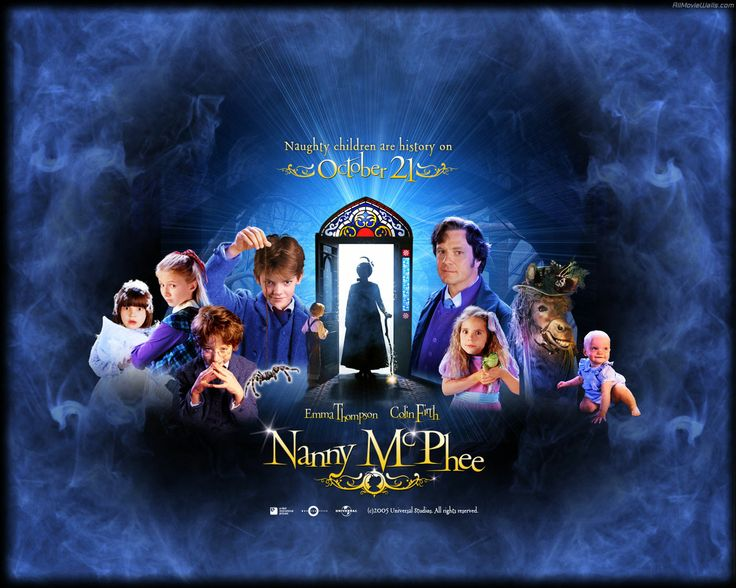 Nanny McPhee One of the best movies to me so far! Burst me into lakes of tears!