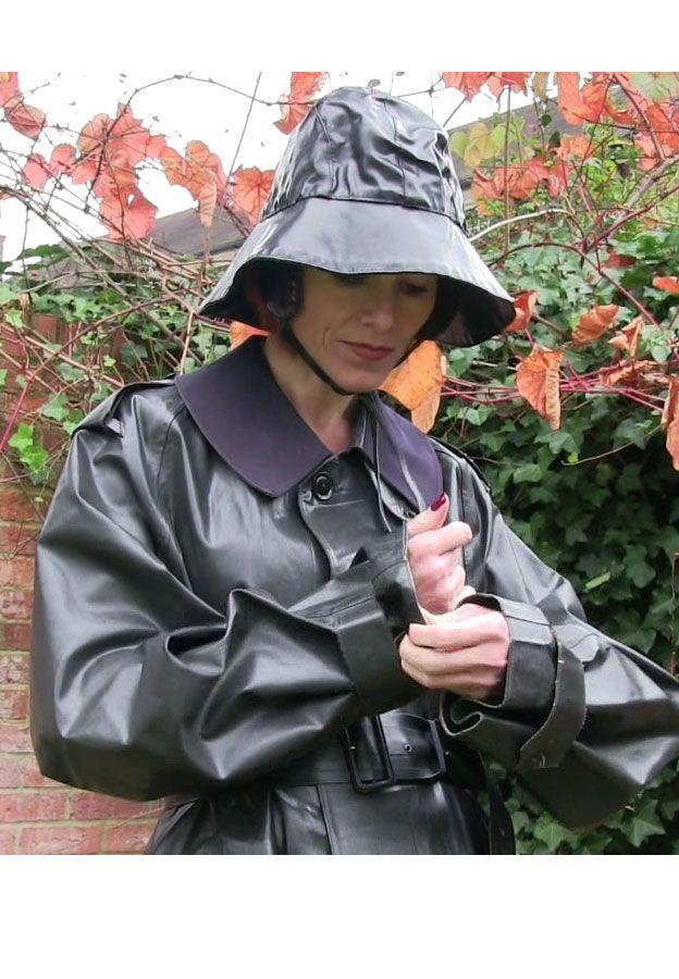 176 Best Rubber Rainwear Images On Pinterest Rainy Days