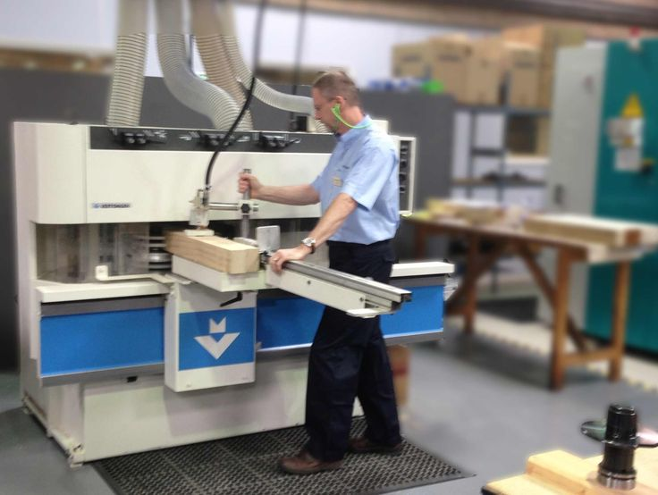 Tenoning and making doors at Scott & Sargeant - News « Scott+Sargeant Woodworking Machinery   UK at Scott+Sargeant Woodworking Machinery / UK at Scott+Sargeant Woodworking Machinery / UK
