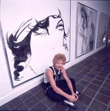 Brett Whiteley, Australian Artist
