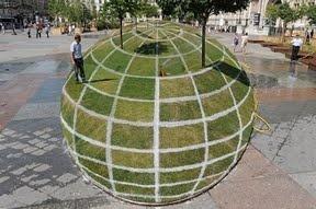 Paris, grass
