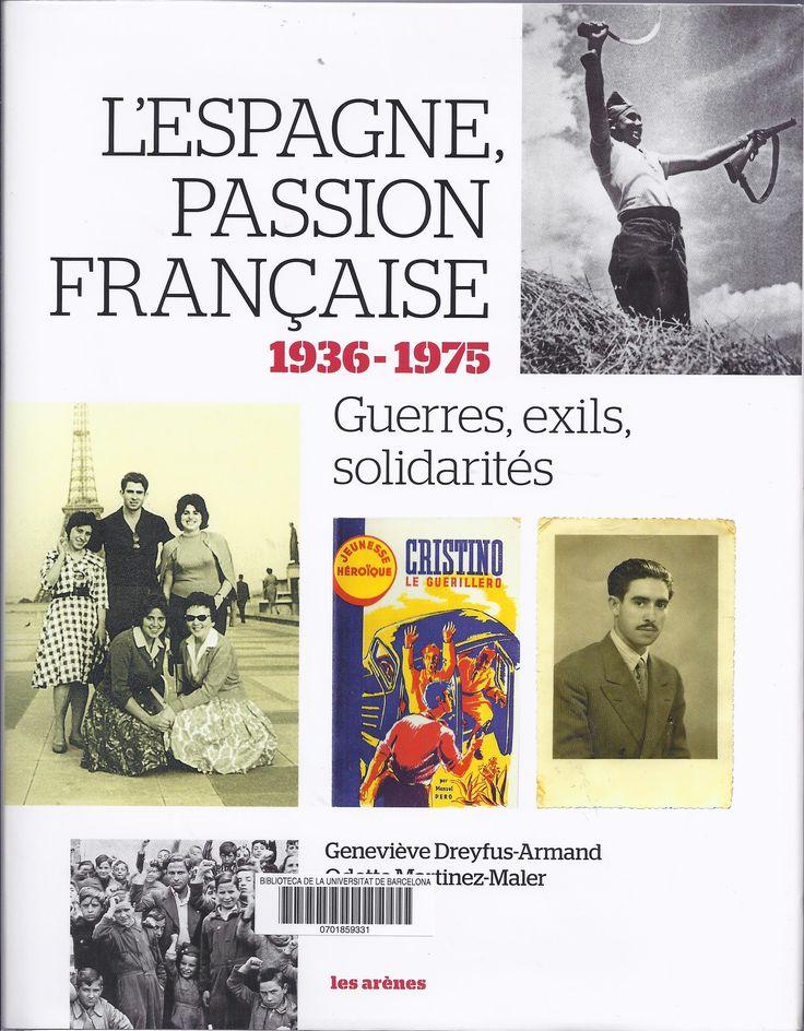 http://cataleg.ub.edu/record=b2184869~S1*cat #GuerraCivil #Refugiats #França