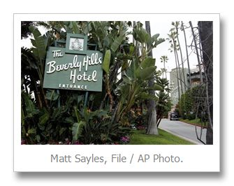 Hollywood stars boycott Beverly Hills Hotel over Sultan's ties to harsh new laws in Brunei