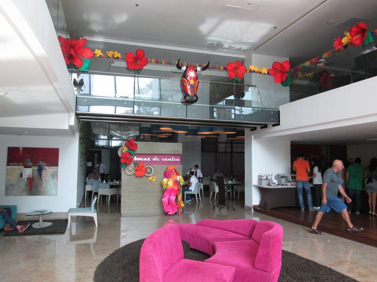 arreglos hoteles carnaval de barranquilla 2014 - Buscar con Google