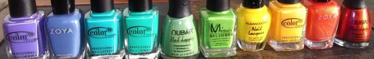 http://veganclaws.com/ Blog about vegan friendly nailpolish with reviews and swatches.