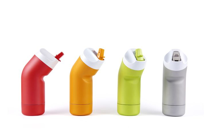 products we like / ANGLE BOTTLE / Color Range / iconic Shape / at ecojun company