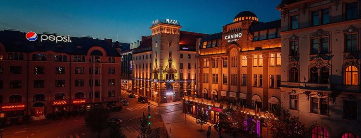 Radisson Blu Plaza Hotel, Helsinki blends historic tradition with modern design. A delightful 5-star city center hotel, suited to leisure & business guests