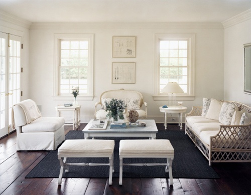 1000 Ideas About Hamptons Living Room On Pinterest