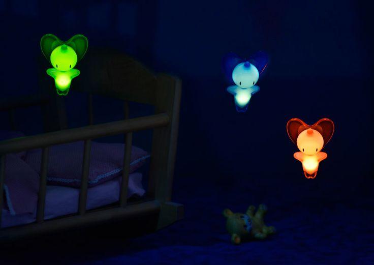 New Beba Light night lamp available at FormAdore.com