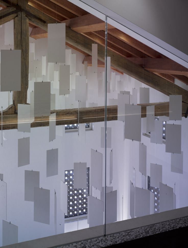 Did you already know the Old House by Kengo Kuma? Check it: http://www.casalgrandepadana.it/index.cfm/1,868,2313,0,html/OLD-HOUSE