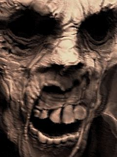 Images of 3d demons animated scary face demons - Scary halloween screensavers animated ...