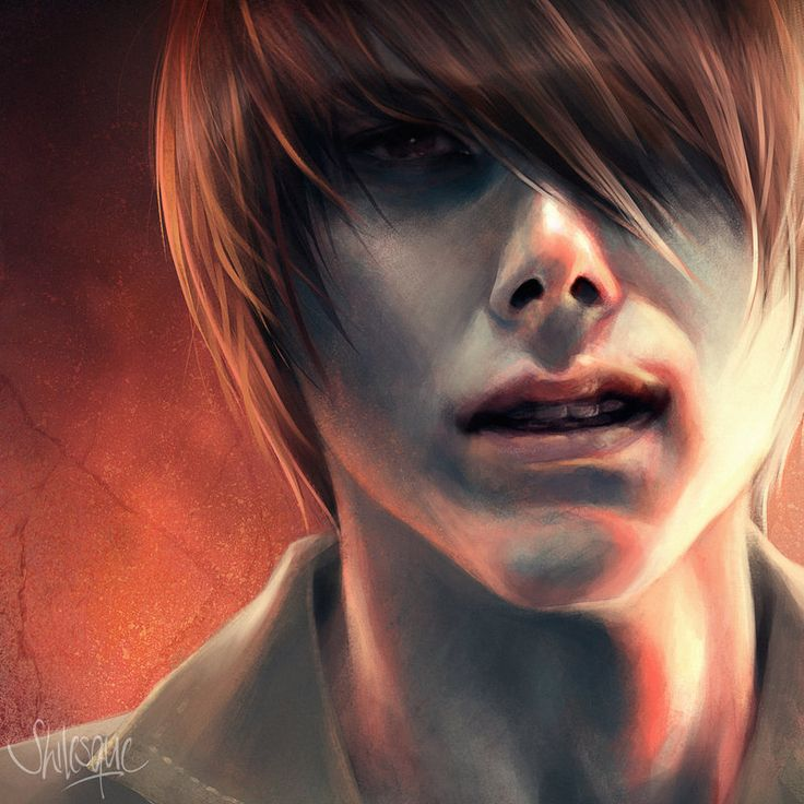 Anime Characters Realistic : Best realistic anime art images on pinterest