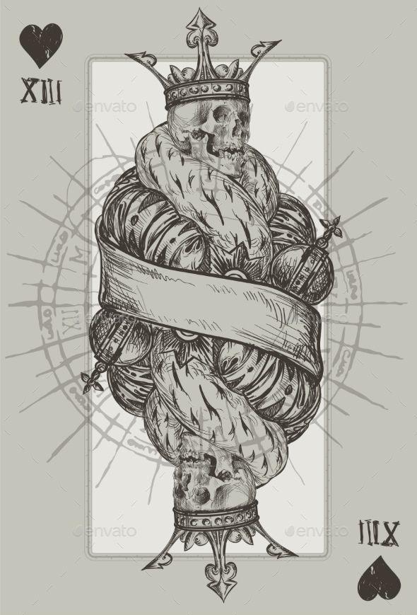 Best 25 skeleton king ideas on pinterest medieval for Skeleton king tattoo