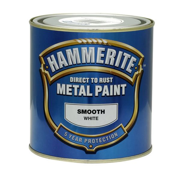 Hammerite Direct To Rust Metal Paint can be painted directly into rusty surfaces, and thanks to its special 3 in 1 formula there is no need to use a primer or undercoat - saving you precious time. Description from autopaintsbrighton.co.uk. I searched for this on bing.com/images