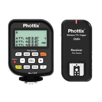 AU$349, Phottix Odin TTL Flash trigger