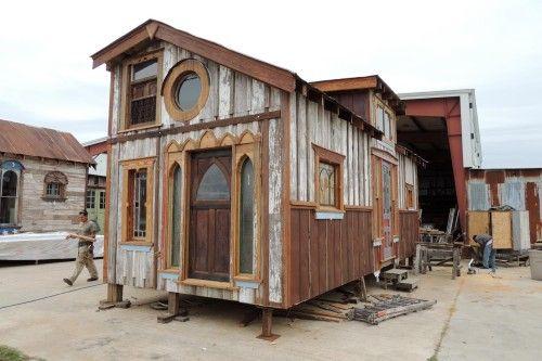 Inspiration: Tiny Texas Houses