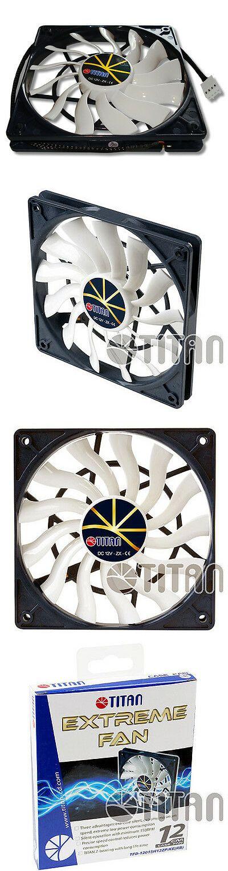Computer Case Fans 131487 Evercool Titan Extreme Fan