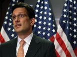 GOP leader Eric Cantor loses in shock Tea Party upset ~~ well, it's a start...