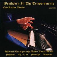 Enid Katahn   Beethoven in the Temperaments