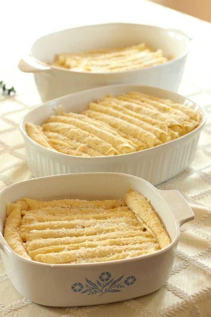 scrapelle, Italian crepes, from www.alyssaandcarla.com