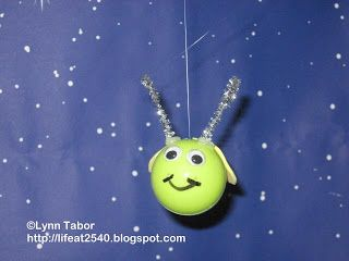 Twenty Five Forty: Easter Egg Glow Bugs for God's Backyard Bible Camp Under the Stars