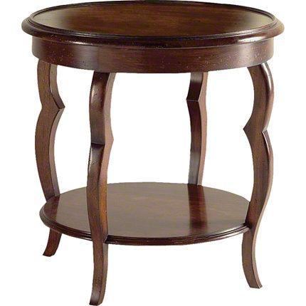 Baker furniture french side table mr 3053 milling for Affordable furniture in baker
