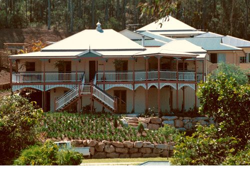 Queenslander Traditional Queenslander Style Home By Garth Chapman. Find  This Pin And More On Kit Homes Builders Australia ...